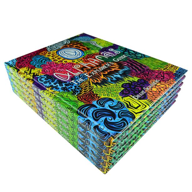 Hardcover Book Printing Service in China