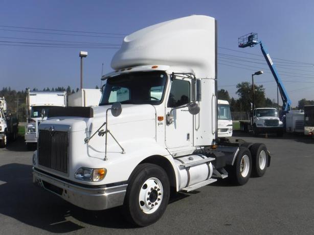 2007 International 9200i Eagle Highway Tractor Air Brakes Diesel
