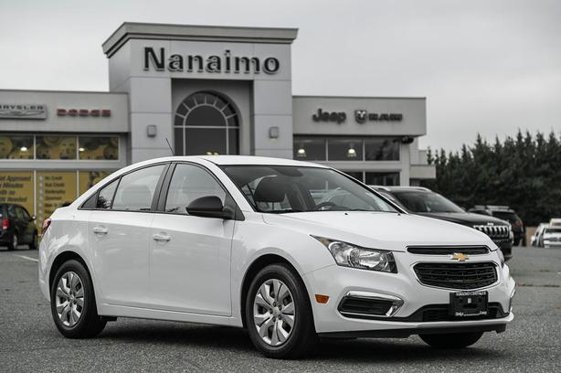 Used 2016 Chevrolet Cruze Limited LS No Accidents Sedan