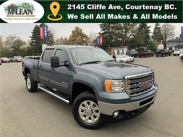 2014 GMC Sierra 3500HD SLE 4x4 Crew Cab 6.6 ft. box SRW
