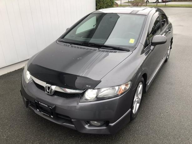 Pre-Owned 2009 Honda Civic Sdn Sport DX-G FWD 4dr Car