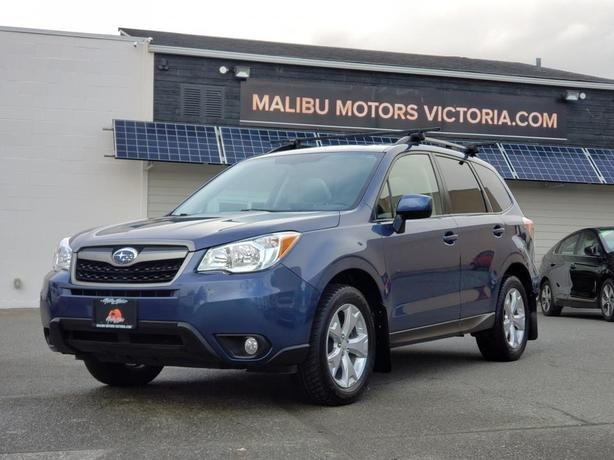 2014 Subaru Forester 5dr Wgn Auto 2.5i Limited