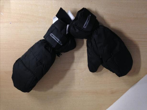 Winter Gloves and Mitts Men's Size Large Hot Paws New With Tags Black