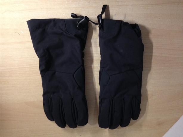Winter Gloves and Mitts Men's Size Large MEC Black New Demo Model