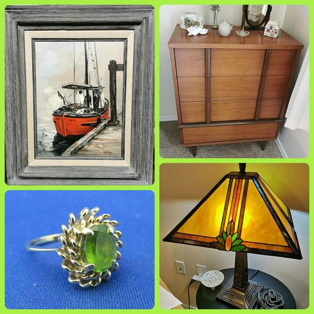 GREAT STEPTOE LOCAL ONLINE AUCTION ENDING THURS. NOV. 5th