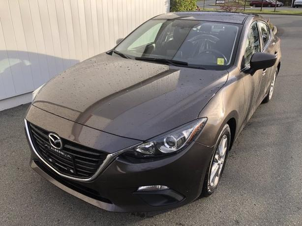 Pre-Owned 2016 Mazda3 GS Sport FWD 4dr Car