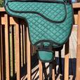 Bareback pads - uniquely designed with extra padding!