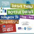Used.ca Drive Thru Bottle Drive for BC Children's Hospital - Nov 29