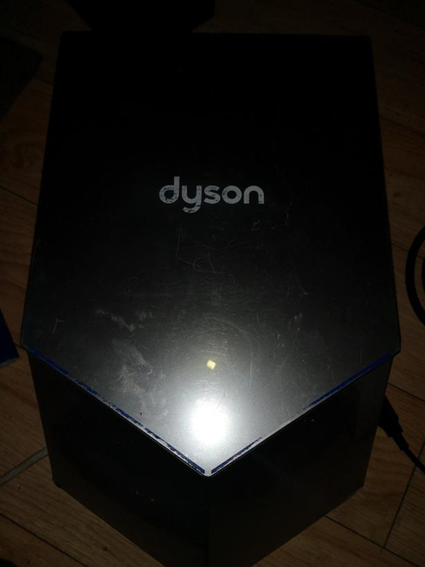Dyson hand dryer