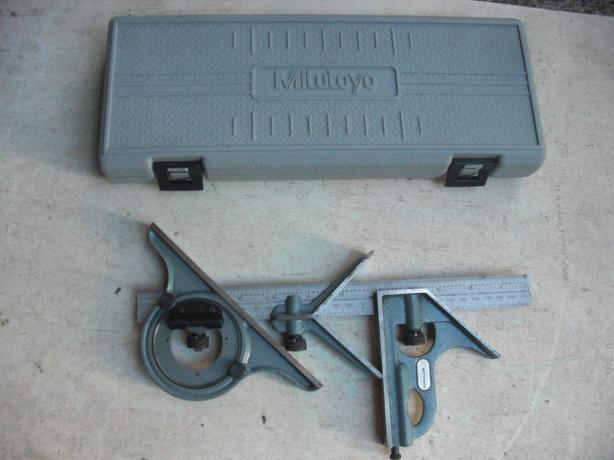 MITUTOYO COMBINATION SET