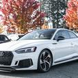 Used 2018 Audi RS 5 No Accidents Low Kilometers Coupe
