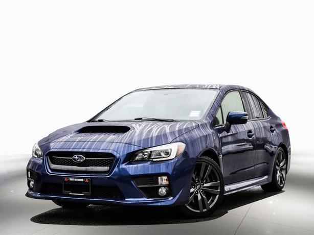 2016 Subaru WRX w/Sport Pkg AWD
