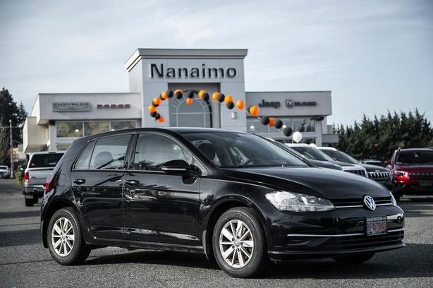Used 2018 Volkswagen Golf Trendline No Accidents Hatchback