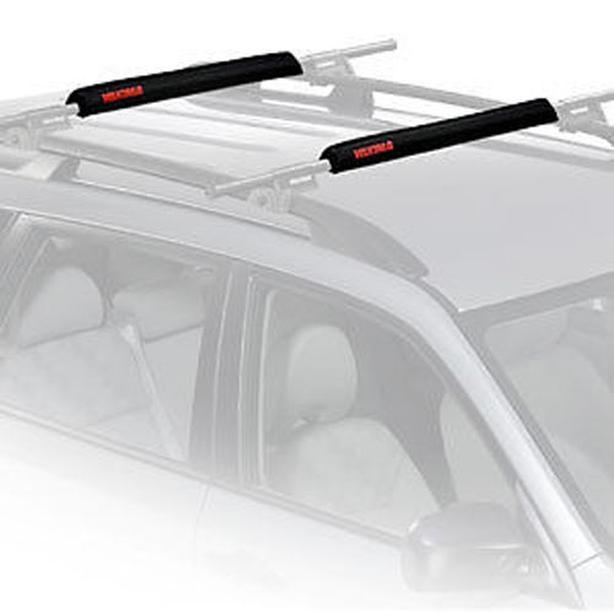 30 inch roof rack crossbar pads
