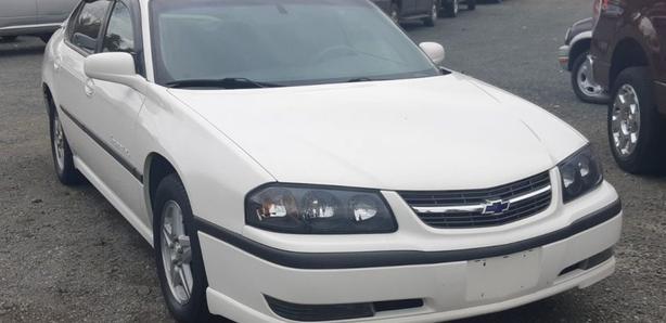 2003 Chevrolet Impala LS Black Creek Motors