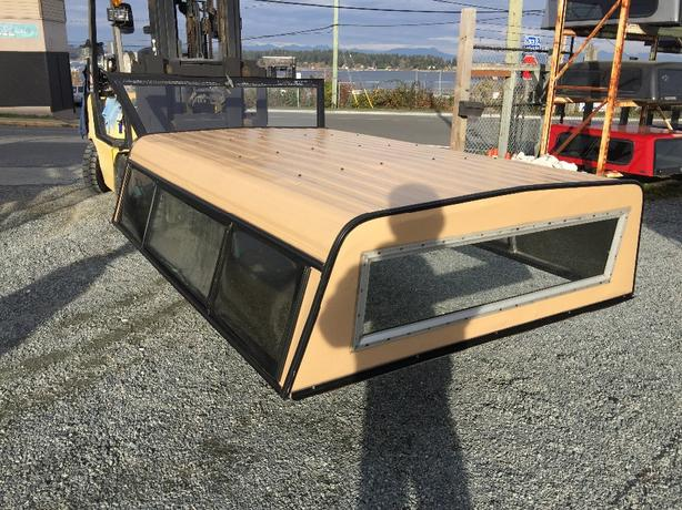 Canopy Ford Long Box