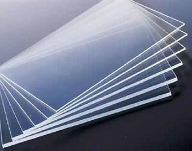 Clear Plexiglass Sheet, 4ft x 8ft, 4.5mm Thick