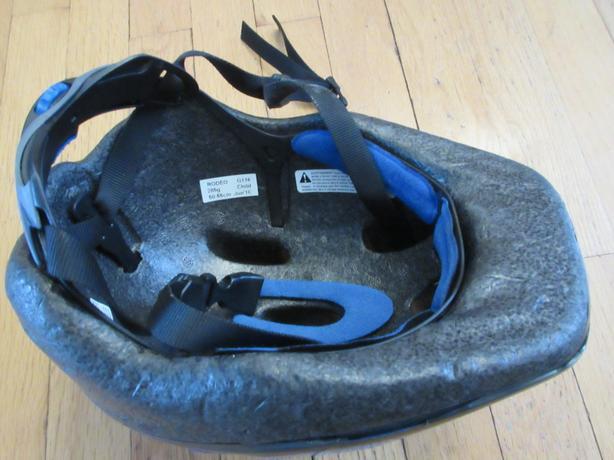 Medium Giro child bike helmet