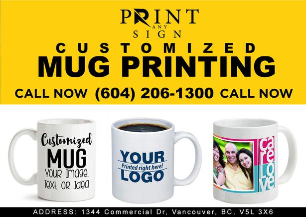 Mug and other Printing are now available
