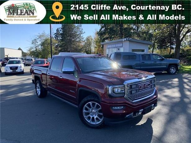 2016 GMC Sierra 1500 Denali 4x4 Crew Cab 6.6 ft. box
