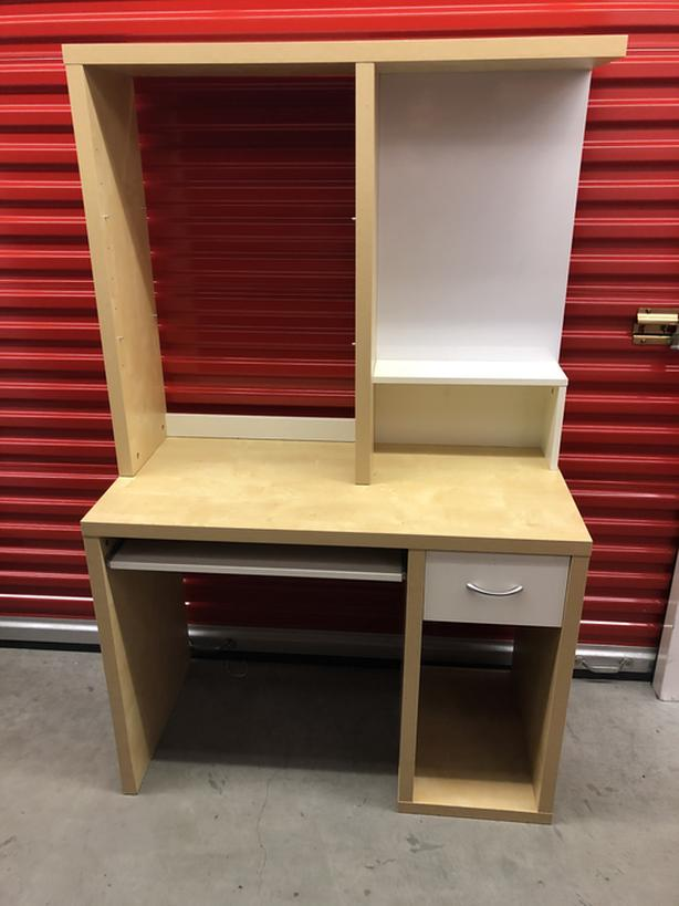 IKEA Mikael Desk with Whiteboard