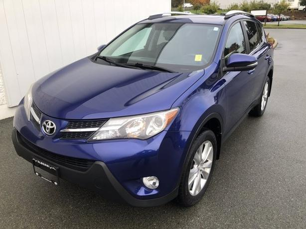 Pre-Owned 2014 Toyota RAV4 Limited AWD AWD Sport Utility