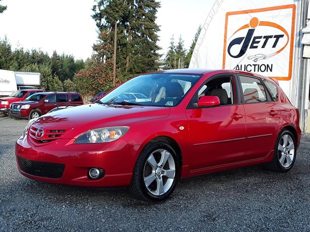 2005 MAZDA 3 LIVE FOR AUCTION!
