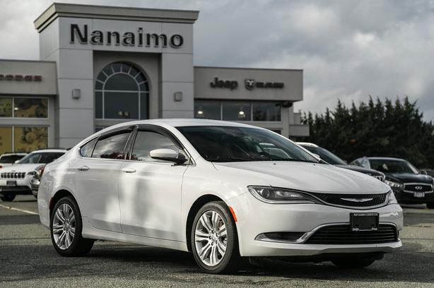 Used 2015 Chrysler 200 Limited No Accidents Sedan