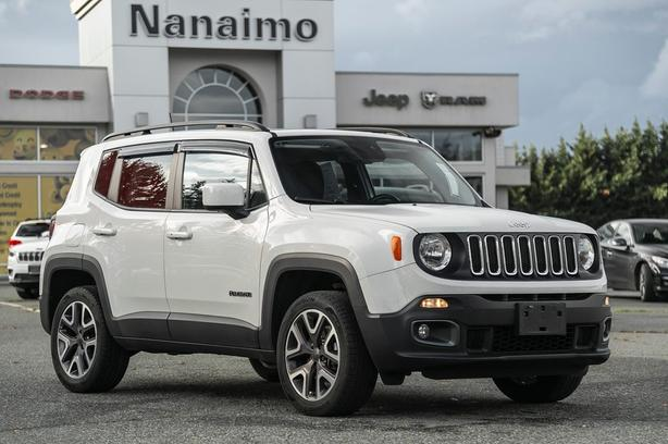 Used 2015 Jeep Renegade North No Accidents SUV