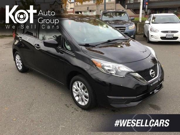 Pre-Owned 2018 Nissan Versa Note SV Front Wheel Drive Hatchback