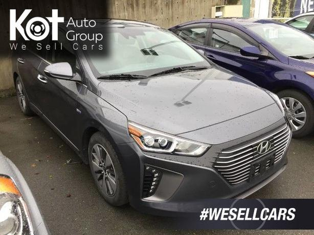 Pre-Owned 2019 Hyundai IONIQ Electric Plus Ultimate Front Wheel Drive Hatchback