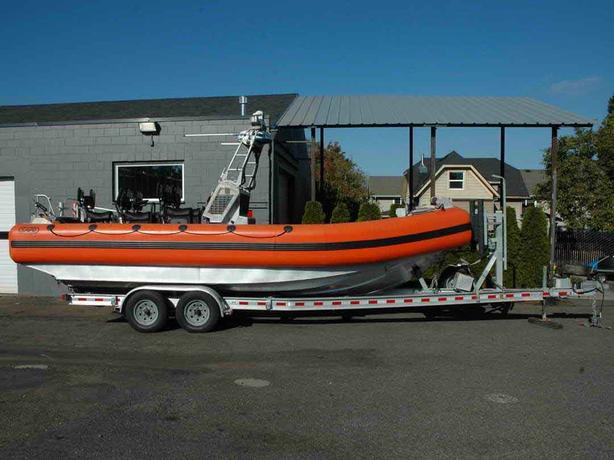 Diesel Powered SAFE Boat For Sale