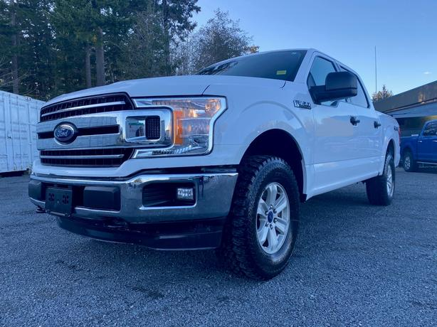 2018 Ford F150 XLT 4WD!!**We've got your Financing!!**
