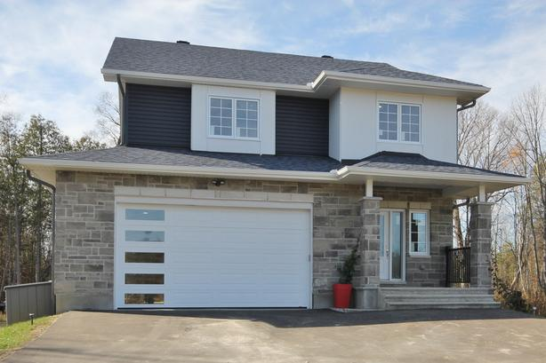 Great custom built two story home