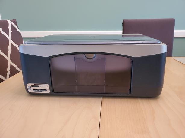 HP PSC 1350 All-in-one