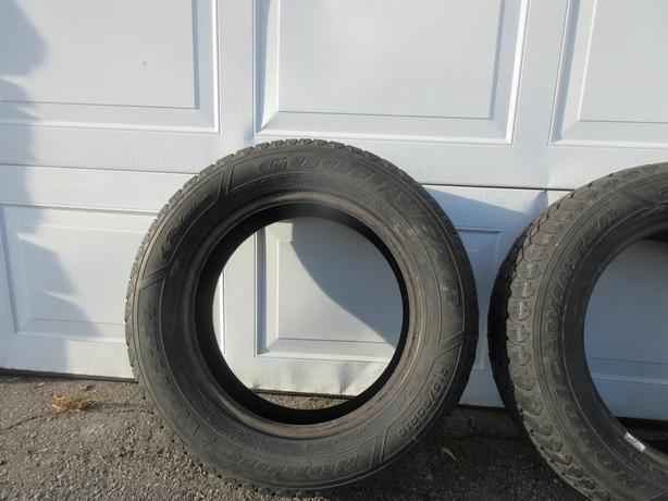 Snow Tires Goodyear