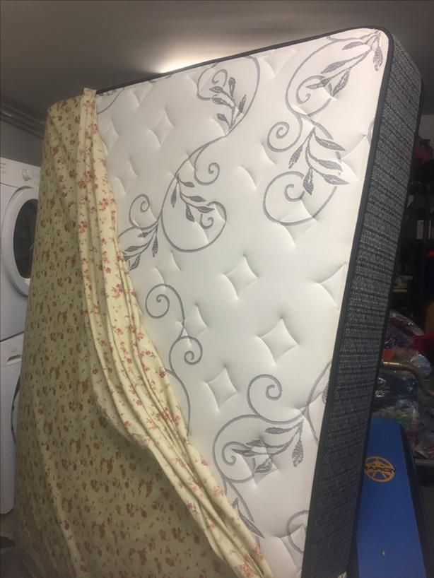 One Mattress like new ( only 4months) old  for sale