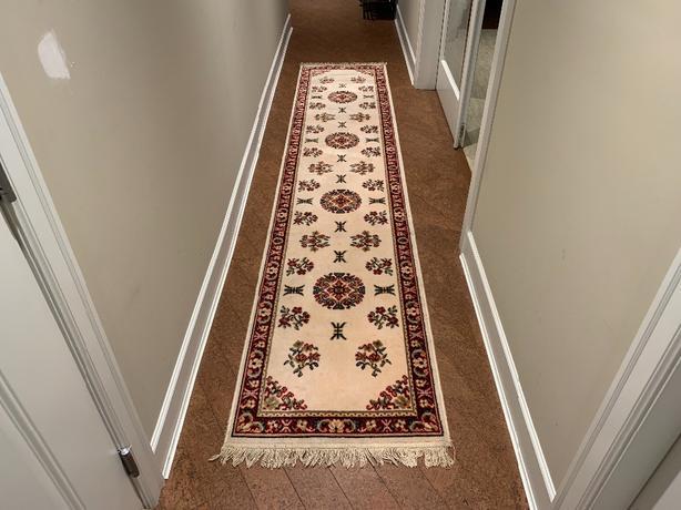 Kamar 100% Worsted Wool Carpet Runner