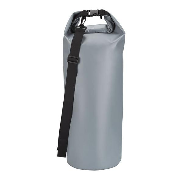 Dry Pack Bag Pouch with Carrying Strap - 30L - Grey