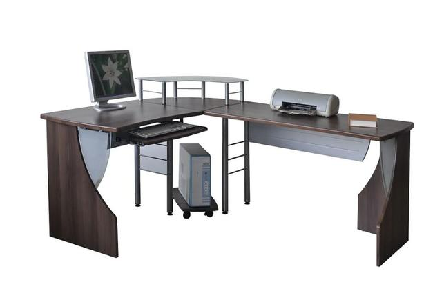 L - Computer table