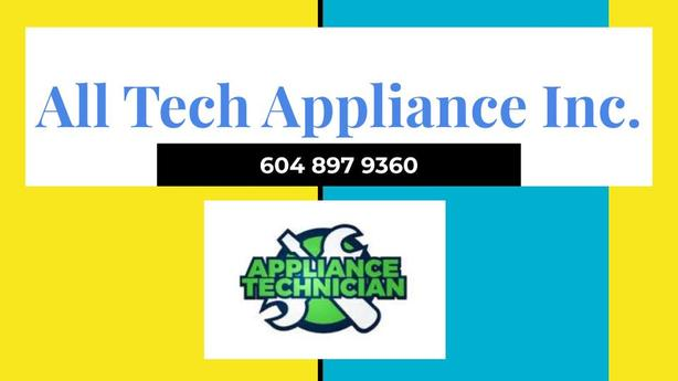 Certified Appliance Repair Tech - same day service