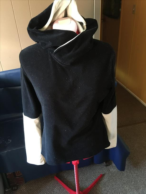 Lounge collection hoody 2