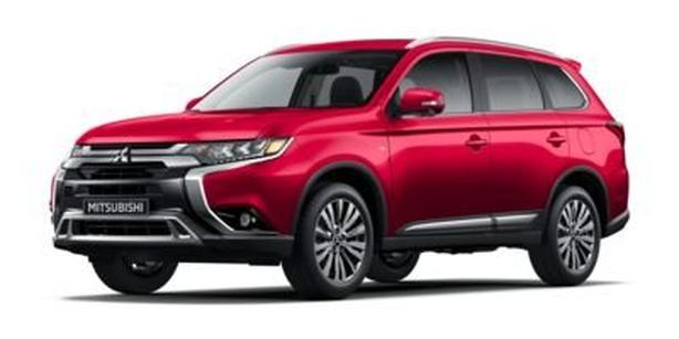 Pre-Owned 2020 Mitsubishi Outlander GT 4WD Sport Utility