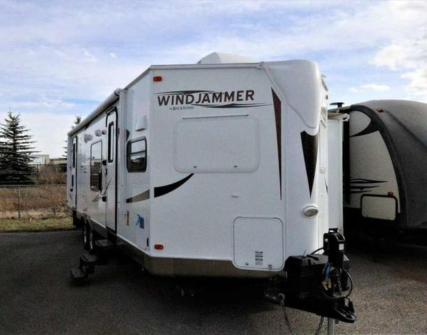 2012 Forest River WINDJAMMER WRLT3008W