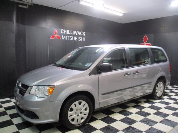 Pre-Owned 2016 Dodge Grand Caravan Canada Value Package FWD Mini-van, Passenger