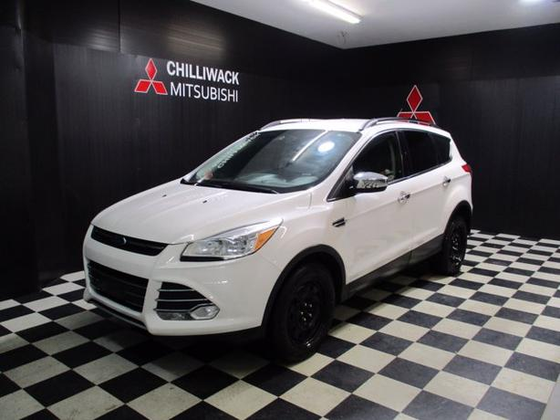 Pre-Owned 2015 Ford Escape SE 4WD Sport Utility