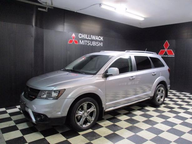 Pre-Owned 2017 Dodge Journey Crossroad FWD Sport Utility