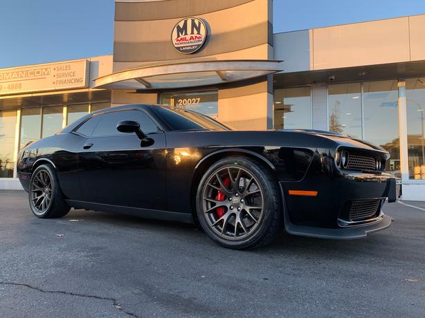 Used 2016 Dodge Challenger SRT Hellcat SUPER-CHARGED NAVI CAMERA 14KM Coupe