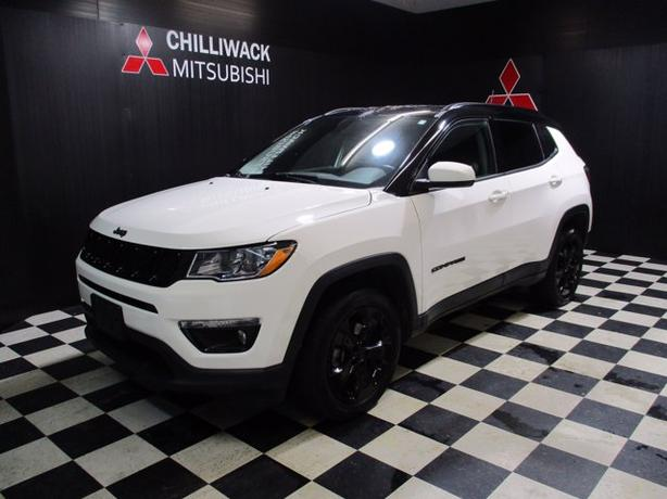 Pre-Owned 2018 Jeep Compass North 4WD 4D Sport Utility