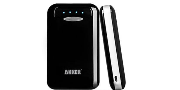 Dual USB port power pack charger
